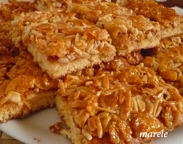 Пирог с кукурузными хлопьями - Cornflakes – Kuchen.JPG