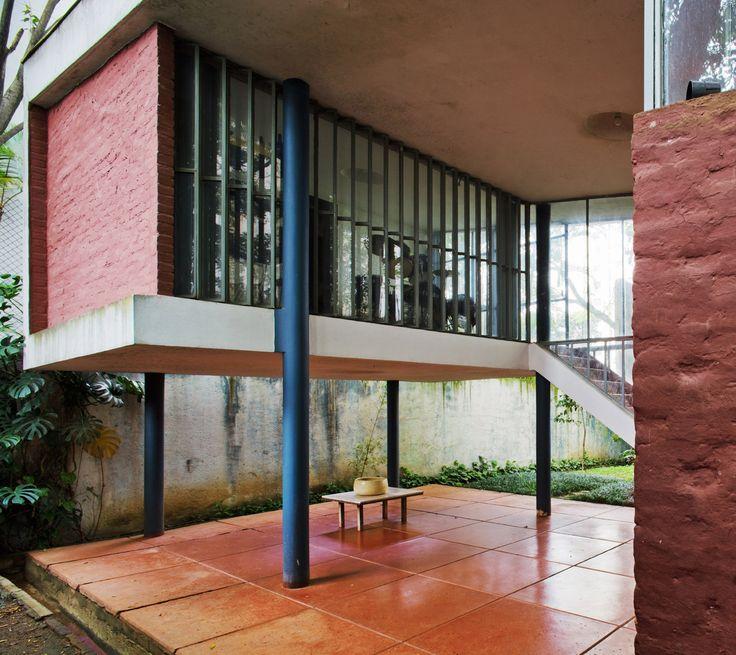 Galeria de Clássicos da Arquitetura: Segunda residência do arquiteto / Vilanova…