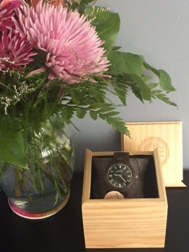 JORD Fieldcrest Wood Watch Review & Giveaway #JORDWatch #FallAccessories…