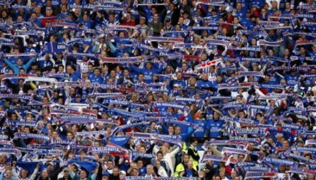 SC Heerenveen fans