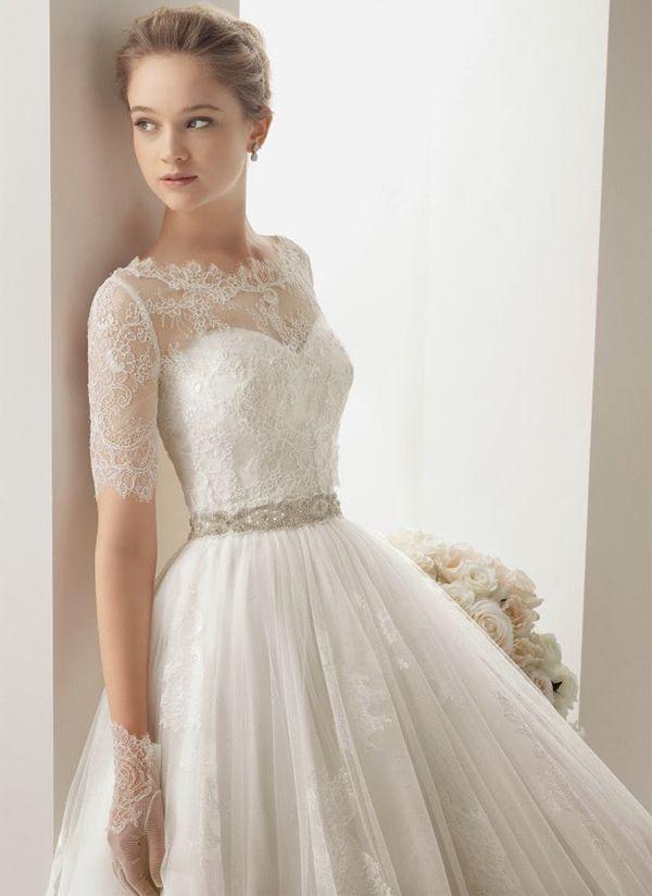 Vestidos de novia Two por Rosa Clará 2014