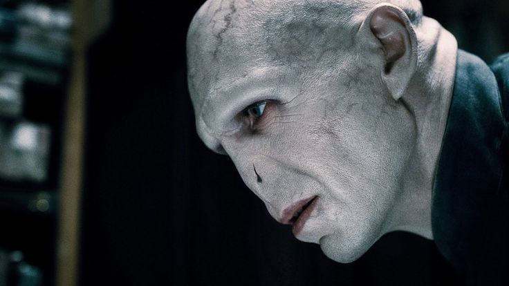Lord Voldemort Makeup