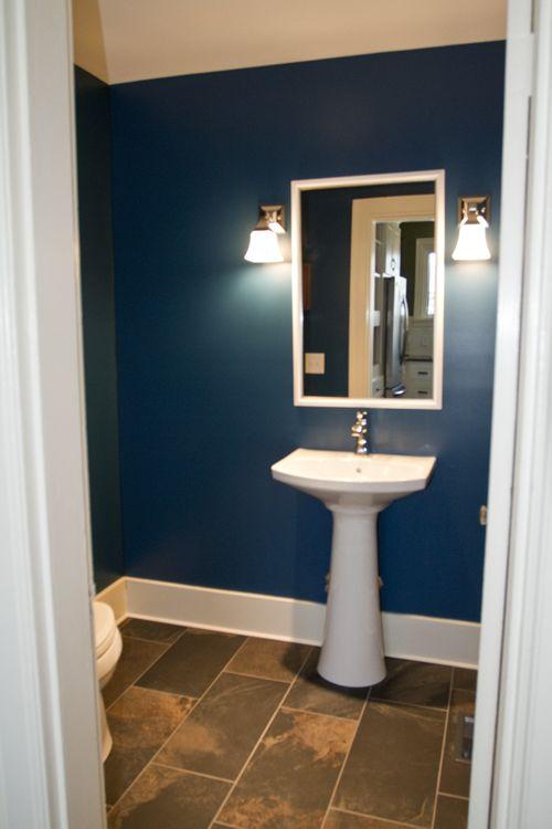 peacock bathrooms | peacock blue bathroom