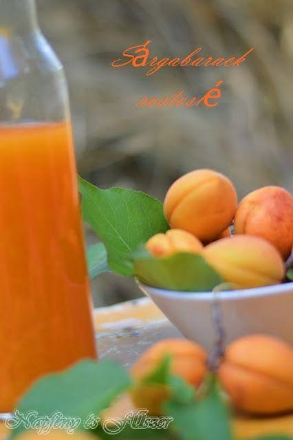 Napfény és Fűszer: Rostoslé sárgabarackból