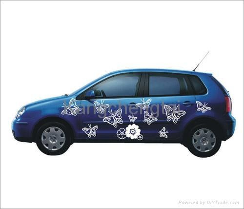 Car sticker car decal auto decal 1