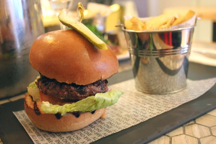 Californian Burger All Bar One Norwich