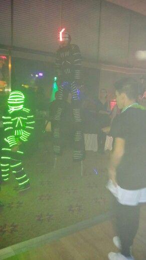 Fluor dance