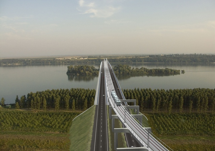 Vidin - Calafat bridge