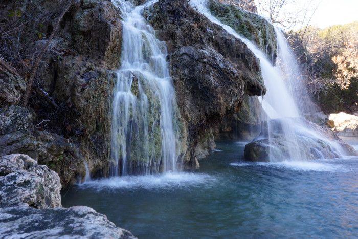 7. Turner Falls-Davis, OK: Oklahoma's tallest and most stunning waterfall.