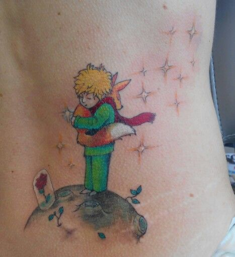 1000 ideas about little prince tattoo on pinterest tattoos fox tattoos and journey tattoo. Black Bedroom Furniture Sets. Home Design Ideas