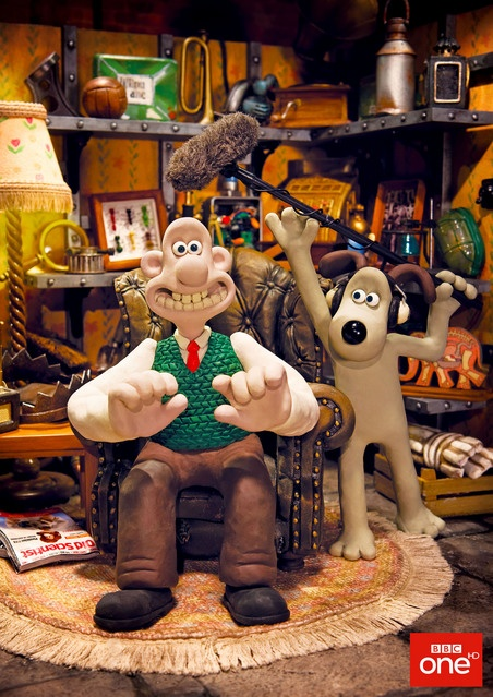 I LOVE WALLACE AND GROMIT! and I'm a film nerd.
