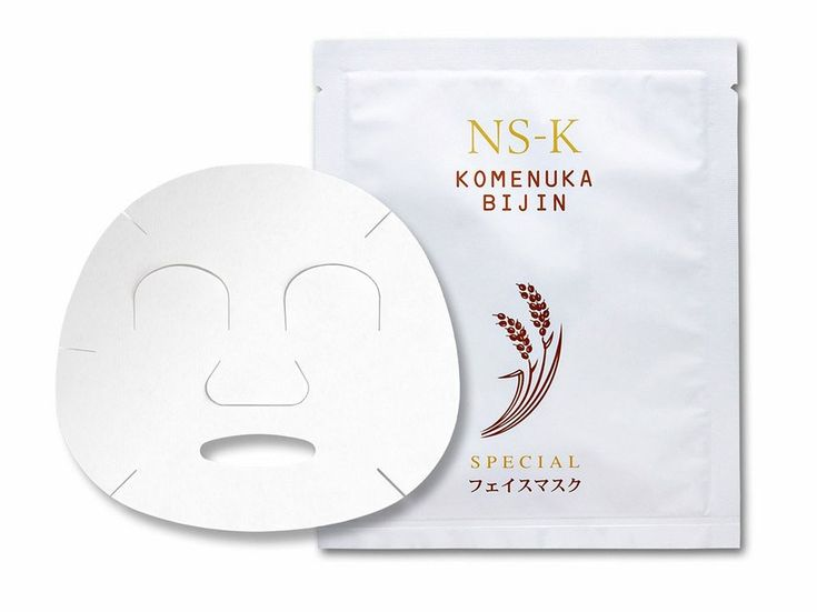 "Japanese rice bran, also known as komenuka, is rich in omega-6 fatty acids, full of antioxidants, and prized for its skin soothing and moisturizing properties. This 10-minute ""leave-on"" mask balances the skin pH for an extra dose of glow. Komenuka Bijin NS-K Japanese Rice Bran Facial Mask ($80 for four masks; komenukabijin.co)"