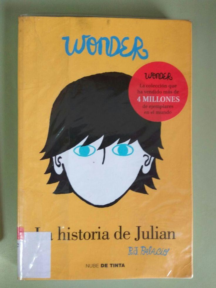 La historia de Julián. Colección Wonder