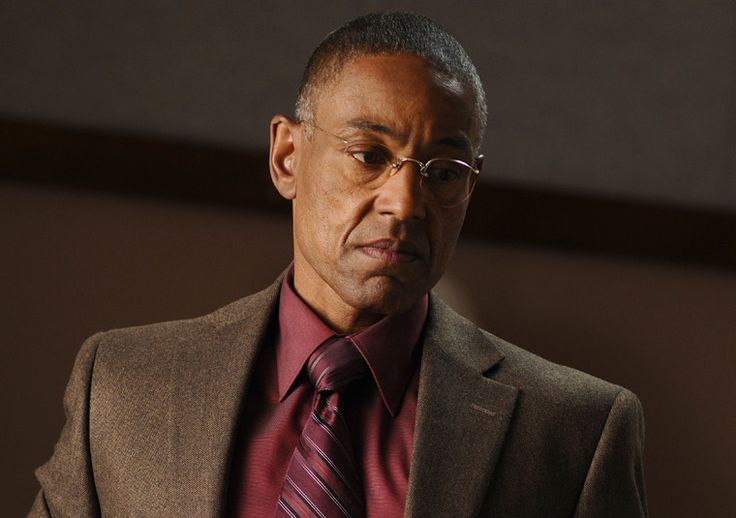Gustavo Fring Picture - TV Fanatic | THAT'S A SHARP (HA) SUIT AND TIE...