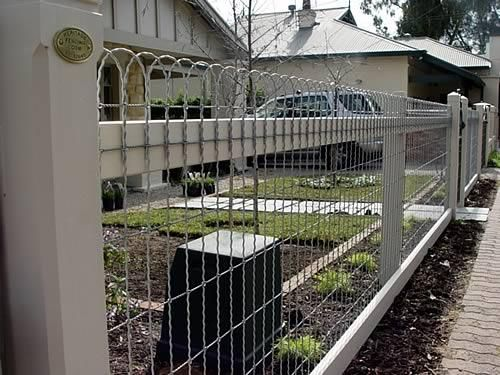 7 best Garden fencing images on Pinterest | Garden fences, Garden ...