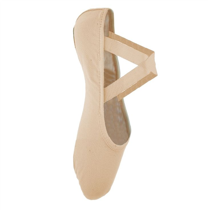 Bloch 210 Flesh Proflex Canvas Ballet 2L C Fitting