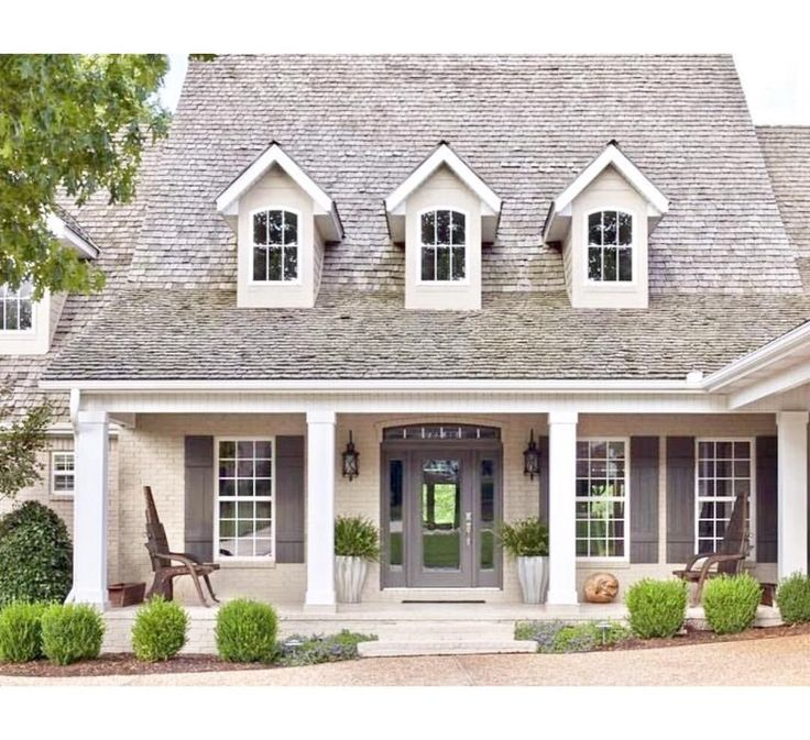 Cape Cod Color Schemes: The 25+ Best Cape Cod Exterior Ideas On Pinterest