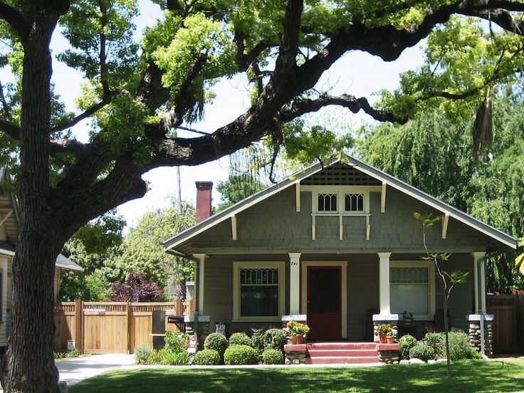 56 best Lovin the Craftsman Bungalow style images on Pinterest