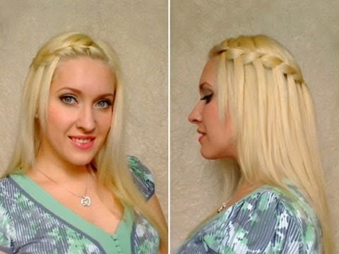 Another Waterfall braid!