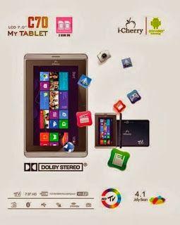 i-Cherry C70, Android Dengan Harga Murah