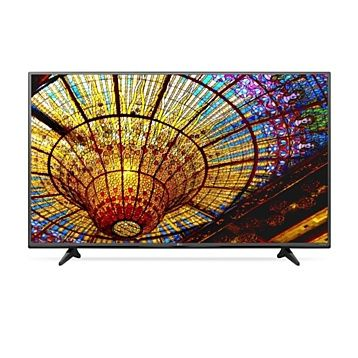 "LG Electronics 65"" 4K Ultra HD Smart LED TV - 65UF6450Resolution: 4K Ultra HDRefresh Rate: 120HzHDMI Inputs: 3Product DescriptionOne of the secrets behind LG TVs' outstanding UHD performance is the specially-designed display panel. IPS 4K delivers true colors that remain more consistent at wide-viewing angles, with four times the resolution of full HD. With IPS 4K, any seat can be the best in the house. Enjoy the benefits of 4K resolution today. LG's Tru-4K HD Engine upscales the picture..."