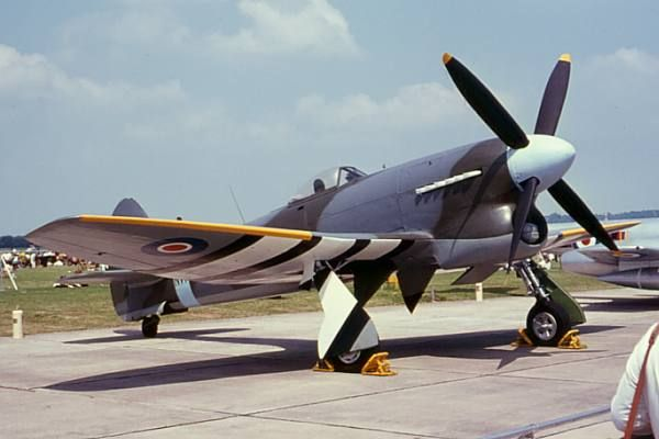 Hawker Tempest - stunning