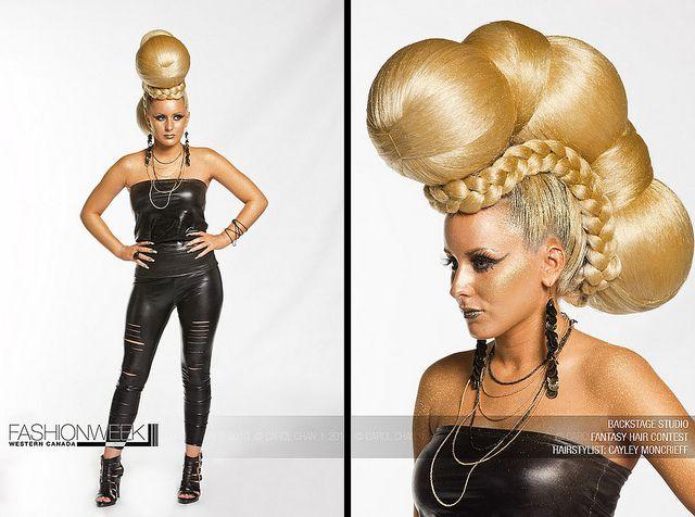Fantasy Hair Competition | 9.20.10 by Carol.C, via Flickr