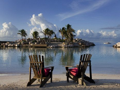 Private island - Baoase - 19 Gorgeous Resorts from our Caribbean Hotel Finder - Condé Nast Traveler