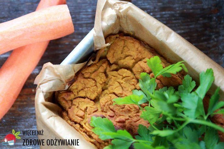 Pasztet z marchewki i soczewicy