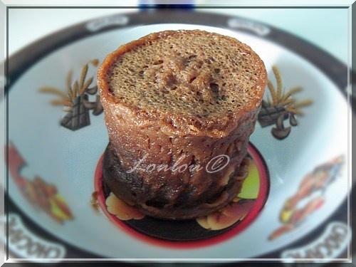 cuisine mug  micro ondes weight watchers au chocolat