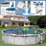 Century Pools Majestic Above Ground Resin Pool Packages complete set $2200 @ Costco online