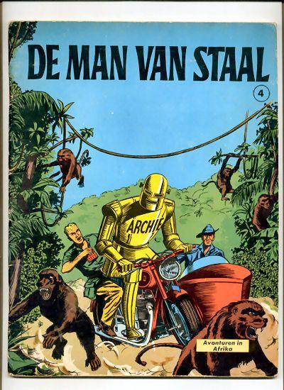 ARCHIE DE MAN VAN STAAL