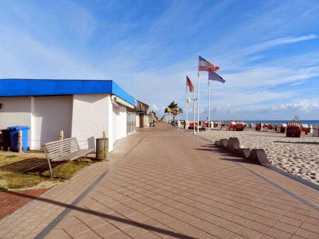 Promenade in Dahme