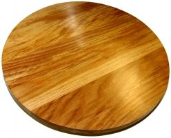 Red Oak Lazy Susan