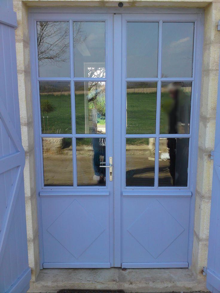 Les 20 meilleures images du tableau portes fenetres sur for Porte fenetre bois 3 vantaux lapeyre