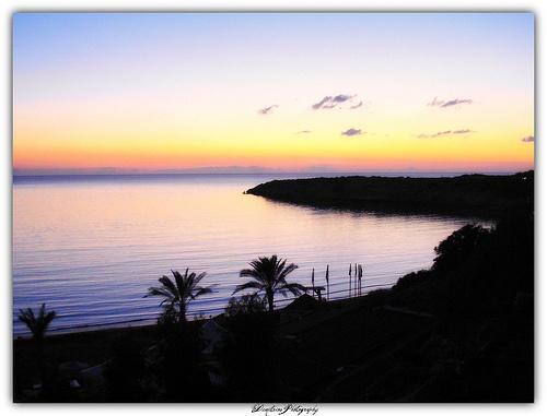 Honeymooned at Coral Bay, Cyprus