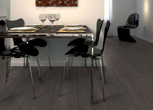 Godfrey Hirst Floors Laminate Belle  - Alpine Oak Smokey Grey