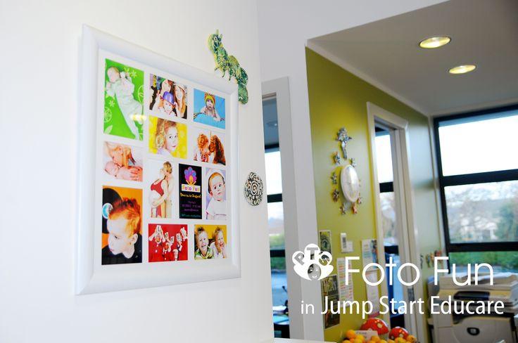 PT´s Foto Fun in Jump Start Educare