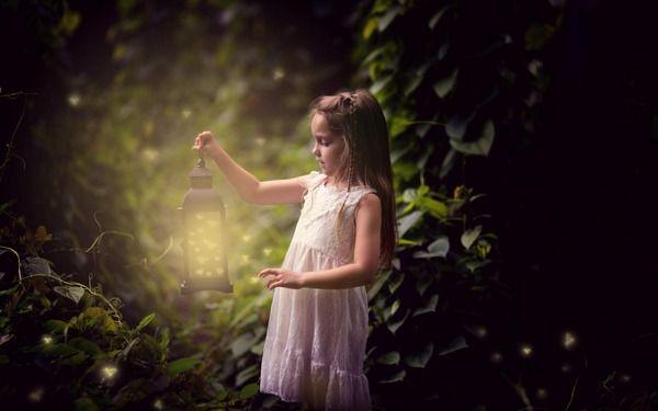 Дети, которые светятся изнутри
