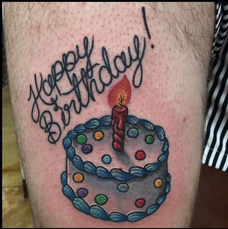 Для, открытка татуировщику с днем рождения