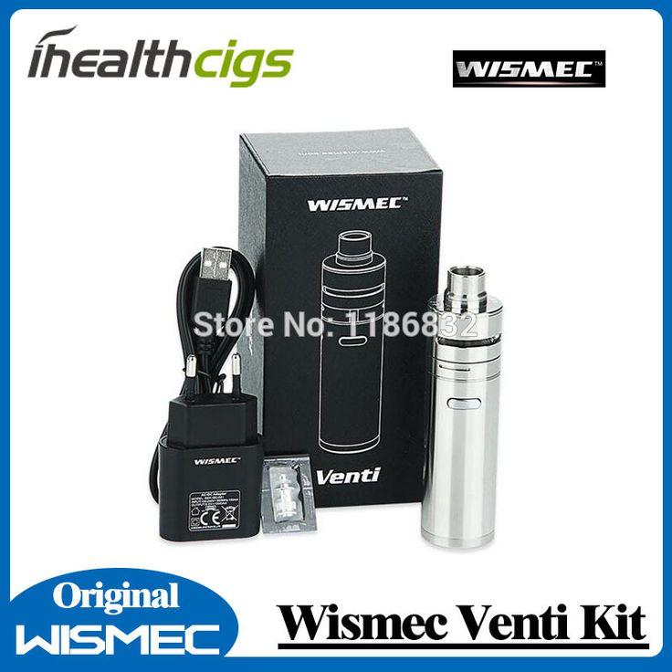 100% Original Wismec Venti Kit 3000mah Capacity Battery with 5.8ml Venti Atomizer Wismec Kit