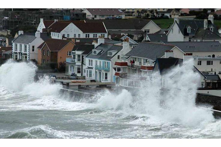 Storm force « Guernsey Press
