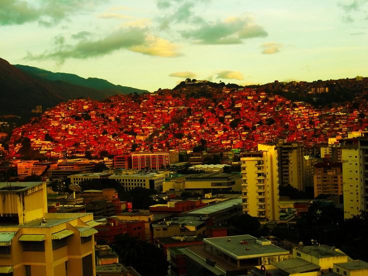 another day in caracas, venezuela