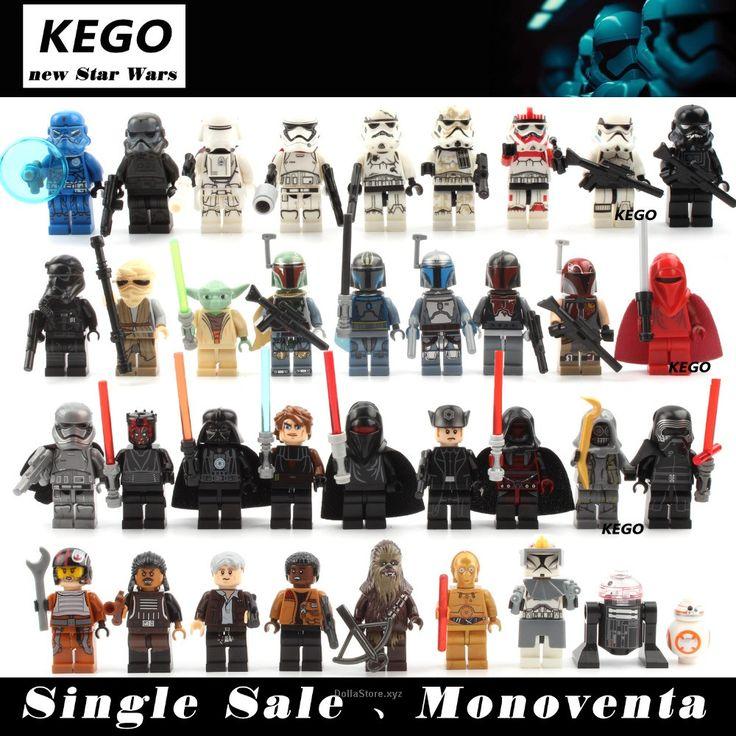Star Wars Minifigures Darth Vader R2D2 Leia Boba Fett Clone Trooper Kylo Ren LEGO Figures https://thedolla.store/products/star-wars-minifigures-darth-vader-r2d2-leia-boba-fett-clone-trooper-kylo-ren-lego-figures