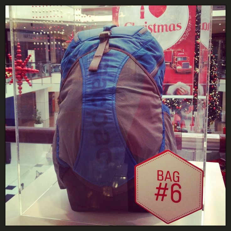 Bag SIX: If you have an outdoor adventurer in your life then this Macpac is guaranteed to hit the spot before they hit the trail this summer.