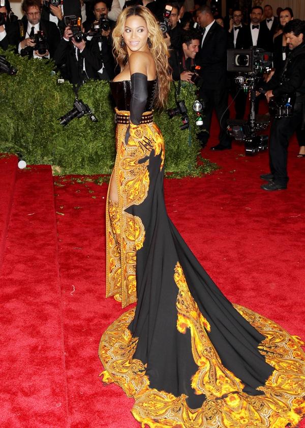 Beyoncé / 2013 MET Gala