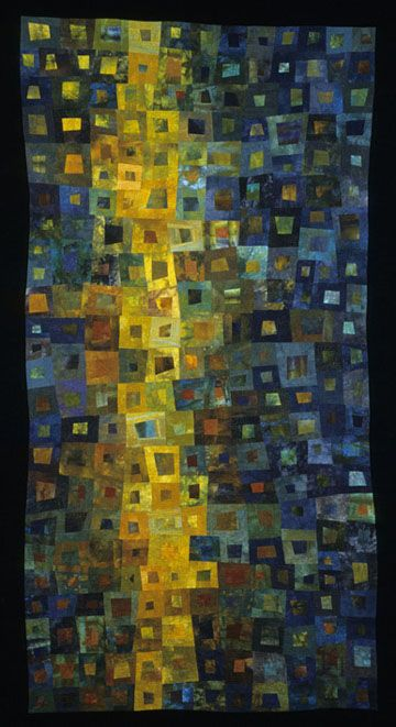 """Underwater Reflection"" by Janet Kurjan. Evocative."