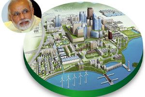 """DOONSPOT: Ambitious """"smart cities"""" project of Modi Governmen..."""