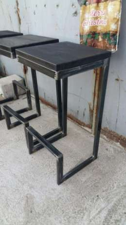 Мебель в лофт loft стиле для кафе стулья барные стойки ресепшн Одесса - изображение 8