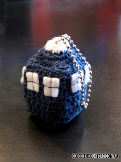 Close Encounters Crochet Creations By Danni Close Dr Who Tardis